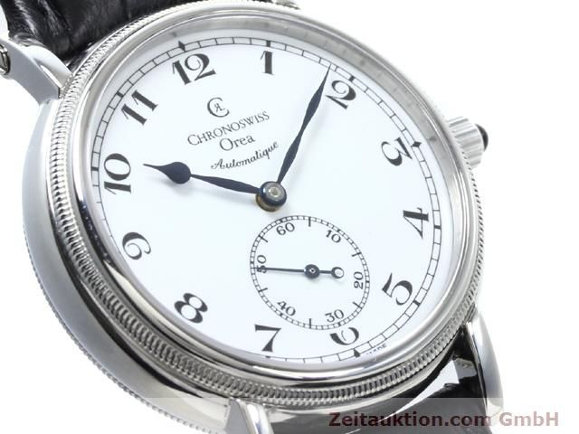 Used luxury watch Chronoswiss Orea steel automatic Kal. 121 Ref. CH1263  | 140044 02