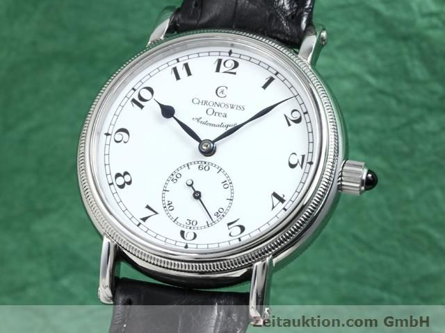 Used luxury watch Chronoswiss Orea steel automatic Kal. 121 Ref. CH1263  | 140044 04