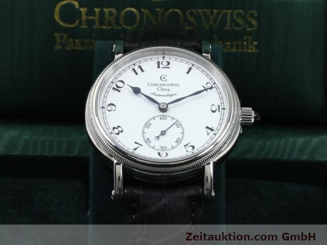 Used luxury watch Chronoswiss Orea steel automatic Kal. 121 Ref. CH1263  | 140044 07