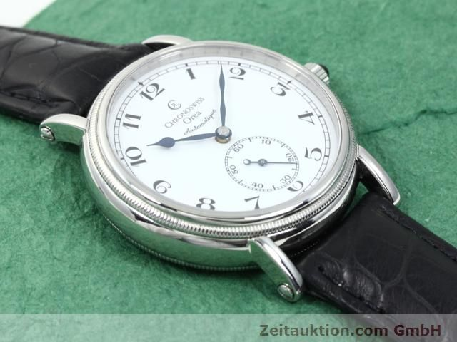 Used luxury watch Chronoswiss Orea steel automatic Kal. 121 Ref. CH1263  | 140044 15