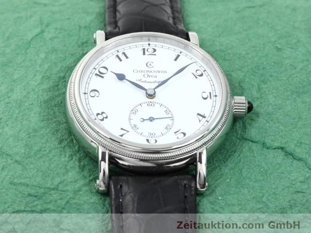 Used luxury watch Chronoswiss Orea steel automatic Kal. 121 Ref. CH1263  | 140044 16