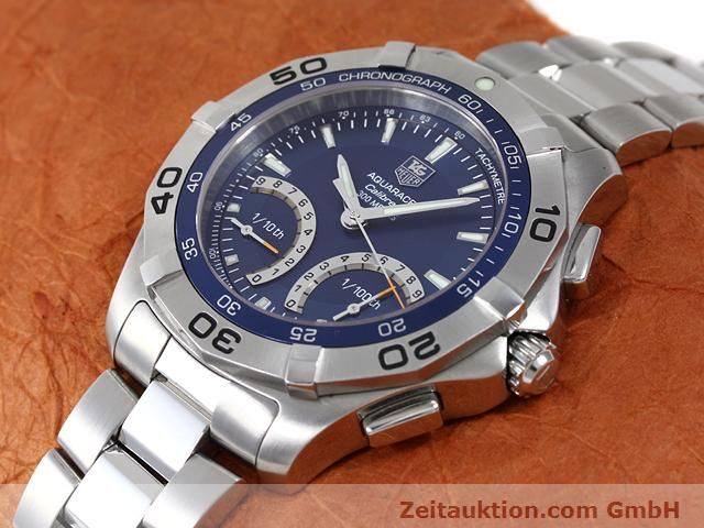 Used luxury watch Tag Heuer Aquaracer steel quartz Kal. S Ref. CAF7012  | 140045 01