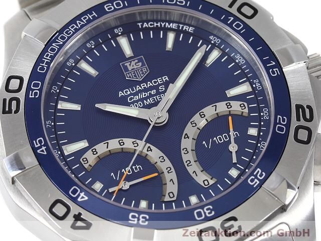 Used luxury watch Tag Heuer Aquaracer steel quartz Kal. S Ref. CAF7012  | 140045 02