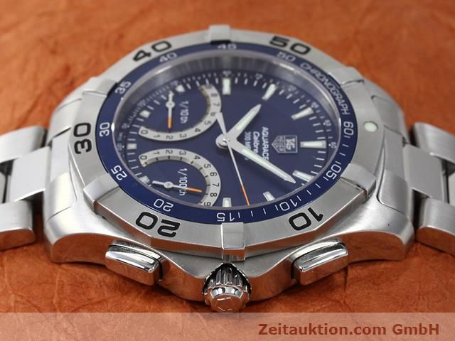 Used luxury watch Tag Heuer Aquaracer steel quartz Kal. S Ref. CAF7012  | 140045 05