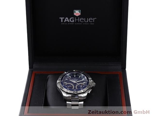 Used luxury watch Tag Heuer Aquaracer steel quartz Kal. S Ref. CAF7012  | 140045 07