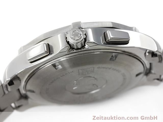 Used luxury watch Tag Heuer Aquaracer steel quartz Kal. S Ref. CAF7012  | 140045 10