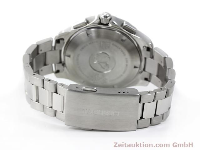 Used luxury watch Tag Heuer Aquaracer steel quartz Kal. S Ref. CAF7012  | 140045 11