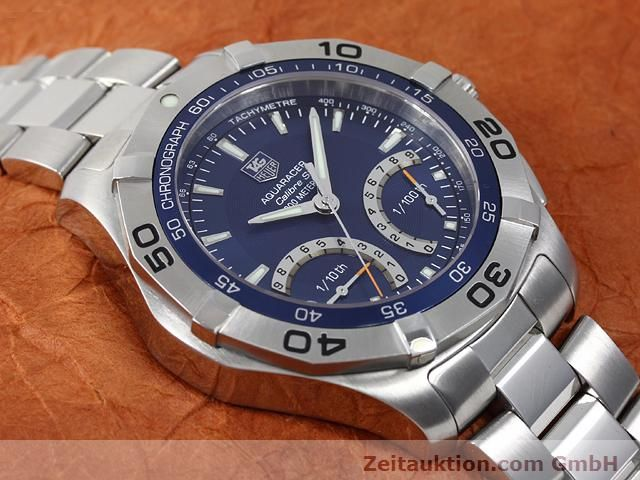 Used luxury watch Tag Heuer Aquaracer steel quartz Kal. S Ref. CAF7012  | 140045 13