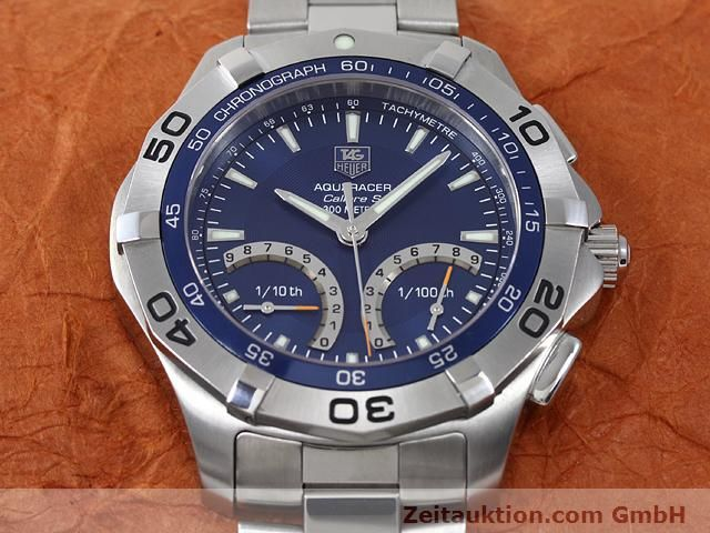 Used luxury watch Tag Heuer Aquaracer steel quartz Kal. S Ref. CAF7012  | 140045 14