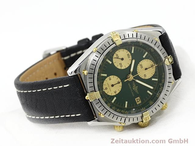 Used luxury watch Breitling Windrider gilt steel automatic Kal. VAL 7750 Ref. 81950  | 140047 03