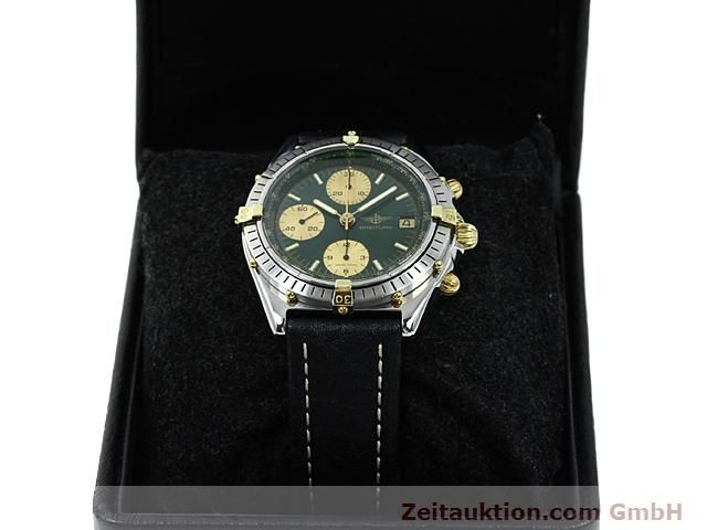 Used luxury watch Breitling Windrider gilt steel automatic Kal. VAL 7750 Ref. 81950  | 140047 07