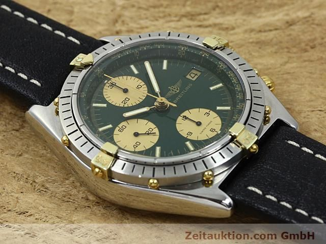 Used luxury watch Breitling Windrider gilt steel automatic Kal. VAL 7750 Ref. 81950  | 140047 12