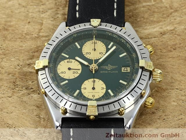 Used luxury watch Breitling Windrider gilt steel automatic Kal. VAL 7750 Ref. 81950  | 140047 13