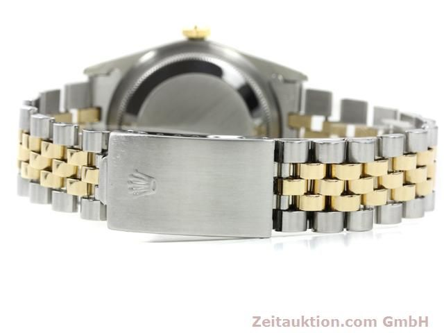 montre de luxe d occasion Rolex Datejust acier / or  automatique Kal. 3135 Ref. 16233  | 140052 11