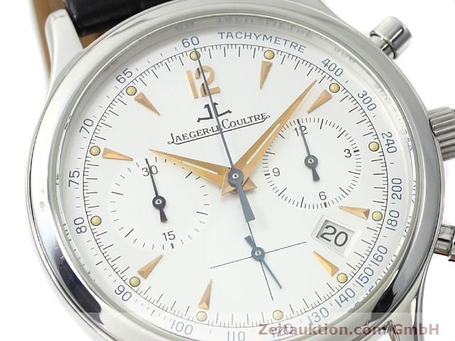 Used luxury watch Jaeger Le Coultre Master Control steel quartz Kal. 630 Ref. 145.8.31  | 140054 02