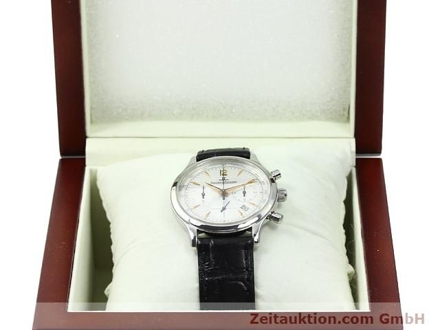 Used luxury watch Jaeger Le Coultre Master Control steel quartz Kal. 630 Ref. 145.8.31  | 140054 07