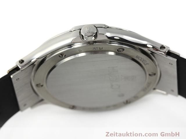 Used luxury watch Hublot MDM steel quartz Kal. ETA 955412 Ref. S152.10.1  | 140063 08