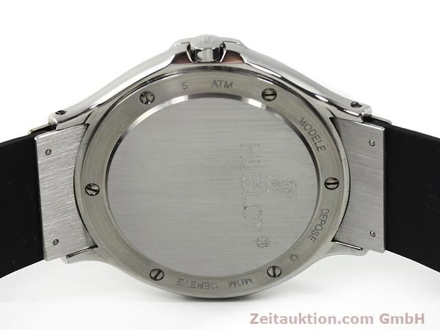Used luxury watch Hublot MDM steel quartz Kal. ETA 955412 Ref. S152.10.1  | 140063 09