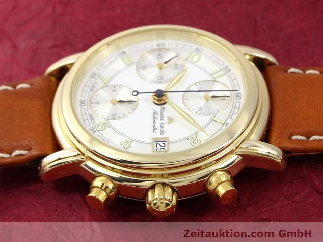Used luxury watch Maurice Lacroix Croneo gold-plated automatic Kal. ETA 7750 Ref. 03700  | 140072 05