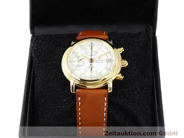 Used luxury watch Maurice Lacroix Croneo gold-plated automatic Kal. ETA 7750 Ref. 03700  | 140072 07