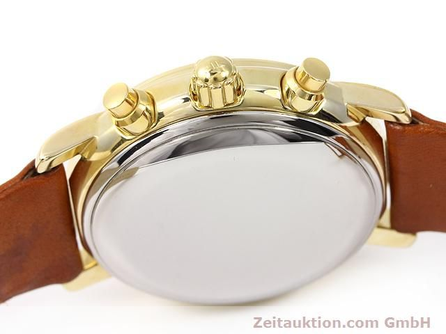 Used luxury watch Maurice Lacroix Croneo gold-plated automatic Kal. ETA 7750 Ref. 03700  | 140072 08