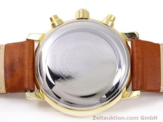 Used luxury watch Maurice Lacroix Croneo gold-plated automatic Kal. ETA 7750 Ref. 03700  | 140072 09