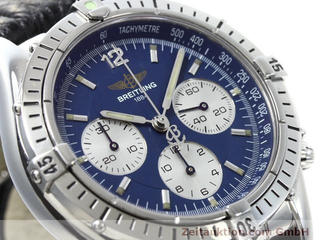 Used luxury watch Breitling Colt steel automatic Kal. ETA 2892-2 Ref. A30011  | 140076 02