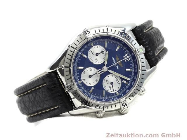 Used luxury watch Breitling Colt steel automatic Kal. ETA 2892-2 Ref. A30011  | 140076 03
