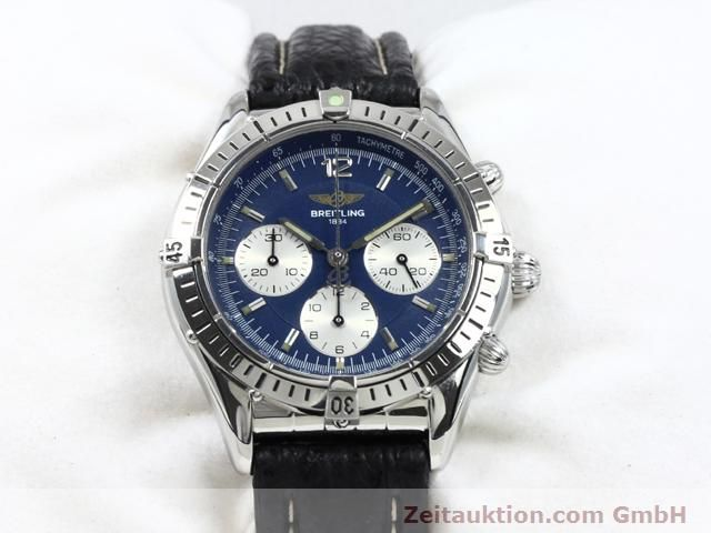 Used luxury watch Breitling Colt steel automatic Kal. ETA 2892-2 Ref. A30011  | 140076 07