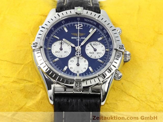 Used luxury watch Breitling Colt steel automatic Kal. ETA 2892-2 Ref. A30011  | 140076 17