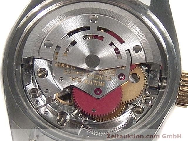 montre de luxe d occasion Rolex Lady Datejust acier / or  automatique Kal. 2030 Ref. 6917  | 140077 10