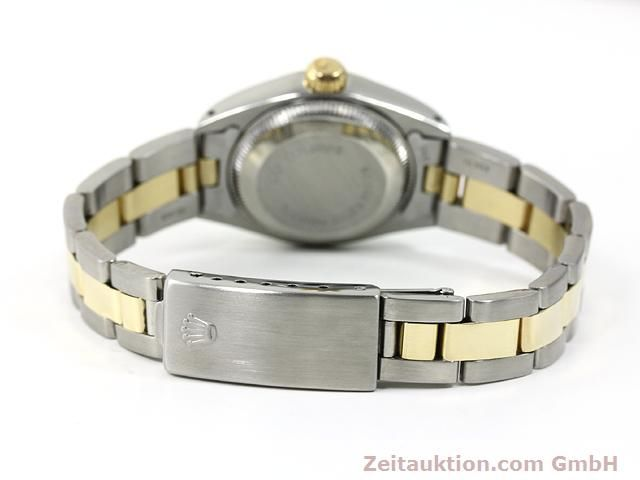montre de luxe d occasion Rolex Lady Datejust acier / or  automatique Kal. 2030 Ref. 6917  | 140077 12