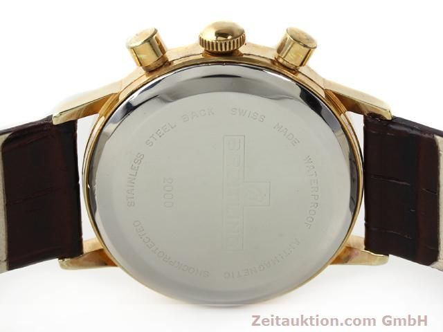 Used luxury watch Breitling Top Time gold-plated manual winding Kal. Venus 188  | 140079 08