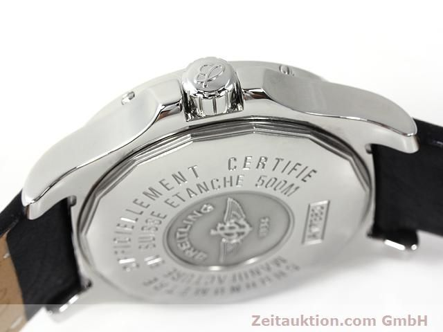 Used luxury watch Breitling Colt steel automatic Kal. ETA 2824-2 Ref. A17380  | 140083 11