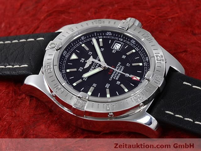 Used luxury watch Breitling Colt steel automatic Kal. ETA 2824-2 Ref. A17380  | 140083 16