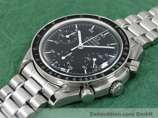 Used luxury watch Omega Speedmaster steel automatic Kal. 3320A  | 140088 01