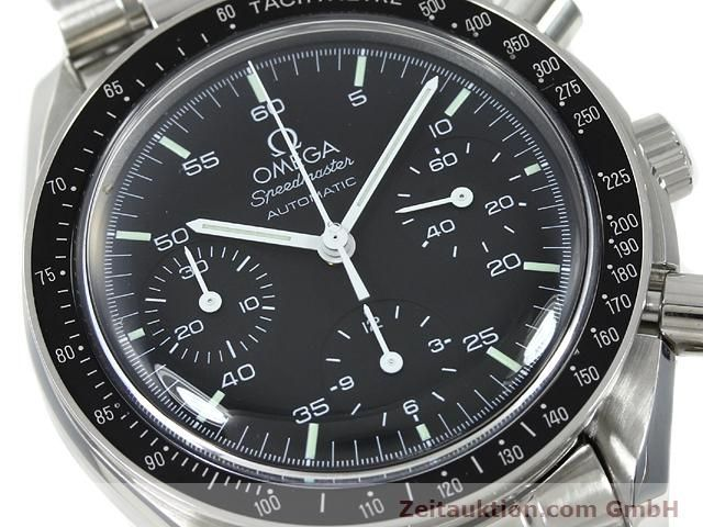 Used luxury watch Omega Speedmaster steel automatic Kal. 3320A  | 140088 02