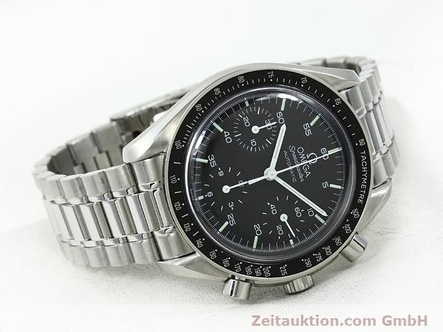 Used luxury watch Omega Speedmaster steel automatic Kal. 3320A  | 140088 03