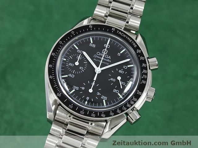 Used luxury watch Omega Speedmaster steel automatic Kal. 3320A  | 140088 04