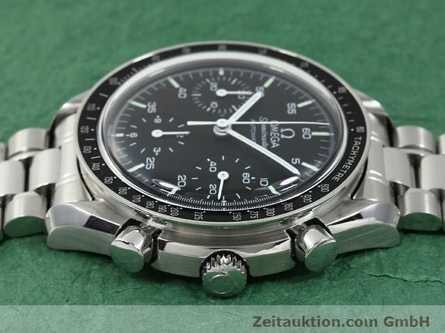 Used luxury watch Omega Speedmaster steel automatic Kal. 3320A  | 140088 05