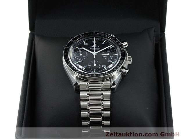 Used luxury watch Omega Speedmaster steel automatic Kal. 3320A  | 140088 07