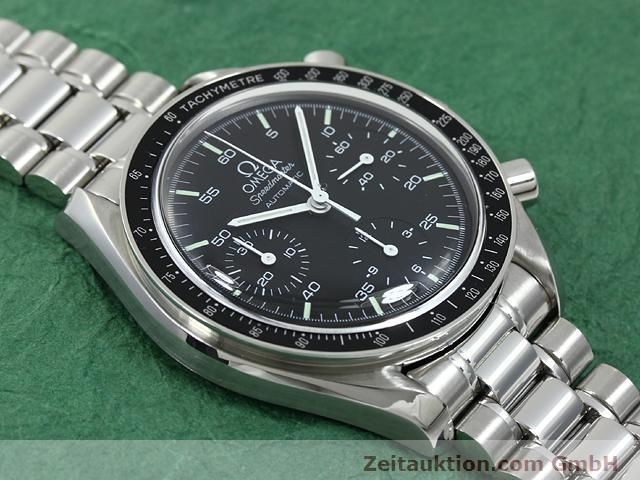 Used luxury watch Omega Speedmaster steel automatic Kal. 3320A  | 140088 14