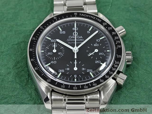 Used luxury watch Omega Speedmaster steel automatic Kal. 3320A  | 140088 15