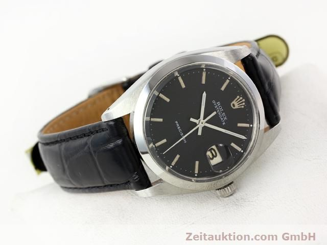 Used luxury watch Rolex Precision steel manual winding Kal. 1210 Ref. 6694  | 140095 03