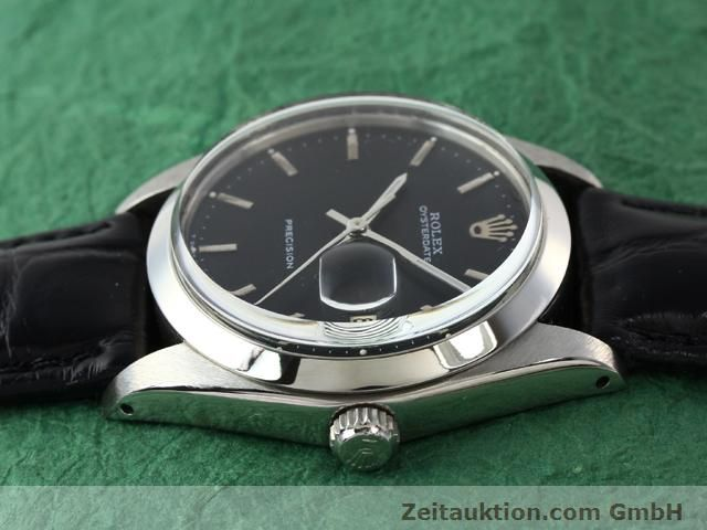 Used luxury watch Rolex Precision steel manual winding Kal. 1210 Ref. 6694  | 140095 05