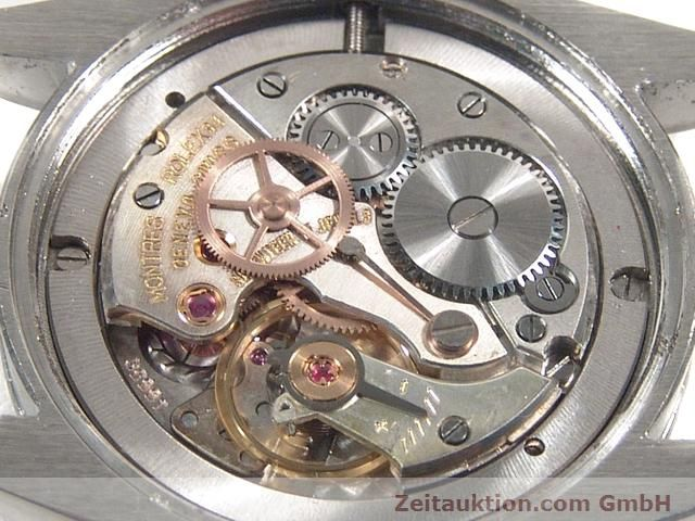 Used luxury watch Rolex Precision steel manual winding Kal. 1210 Ref. 6694  | 140095 10