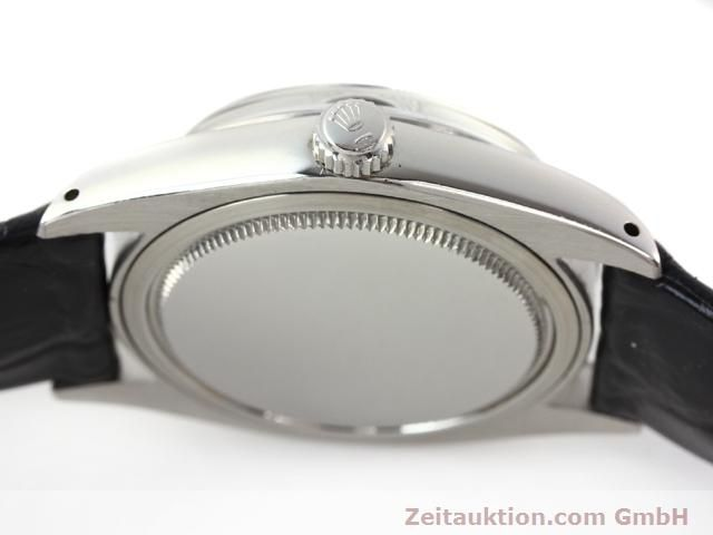 Used luxury watch Rolex Precision steel manual winding Kal. 1210 Ref. 6694  | 140095 11