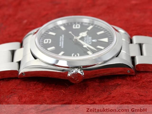 Used luxury watch Rolex Explorer steel automatic Kal. 3000 Ref. 14270  | 140097 05