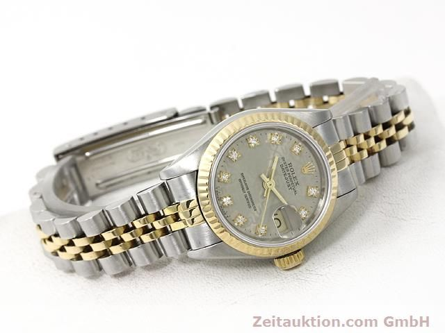 Used luxury watch Rolex Lady Datejust steel / gold automatic Kal. 2135 Ref. 69173  | 140098 03