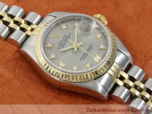 Used luxury watch Rolex Lady Datejust steel / gold automatic Kal. 2135 Ref. 69173  | 140098 14